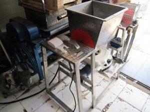 Mesin Pengaduk Adonan Abon Mesin Mixer Abon
