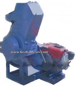 Mesin Plastic Crusher Mesin Pengolah Plastik Limbah Pencacah Plastik