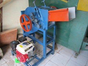 Mesin Chopper Perajang Rumput Pakan Ternak
