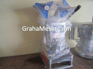 Mesin Pengemas Tutup Botol Air Mineral Mesin Cup Sealer