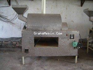 Mesin Penggoreng Tanpa Minyak Mesin Sangrai Kacang