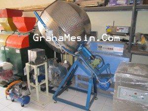 Mesin Pengaduk Bumbu Makanan Kecil Mesin Mixer Bumbu