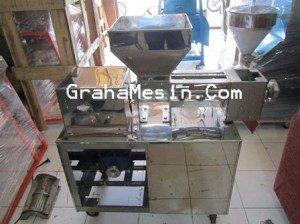 Mesin Pemeras Santan Kelapa Sistem Otomatis Mesin Press Santan Otomatis