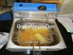 Mesin Penggorengan Tipe Keranjang Mesin Deep Frying