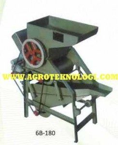 Mesin Pengolah Butiran Kacang Mesin Pengupas Kulit Kacang Kering