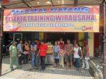 Training Wirausaha – Cara Pengolahan Produksi Bakso dan Keripik Buah