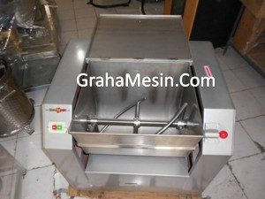 Mesin Horizontal Dough Mixer Pengolah Adonan Roti