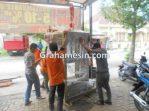 Mesin Cetak Batako Pengiriman Mesin Daerah Situbondo