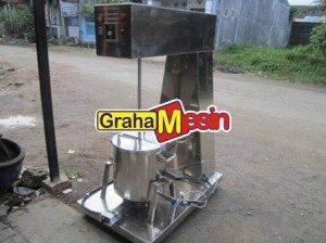 Mesin Pasteurisasi Susu Pembersih Bakteri Susu Murni