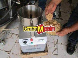 Mesin Pelumat Bumbu Kacang Mesin Bumbu Kering