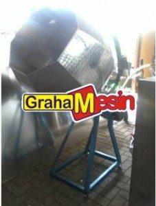 Mesin Seasoning Mixer Pengolah Bumbu Mixer Seasoning Makanan Ringan