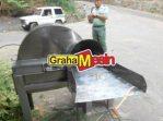 Mesin Chopper Rumput Alat Chopper Rumput Gajah