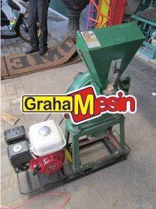 Mesin Disc Mill Alat Penggiling Biji Tipe Disc