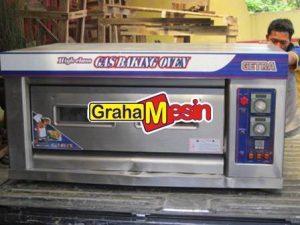 Alat Pembuat Roti Mesin Oven Baking Roti