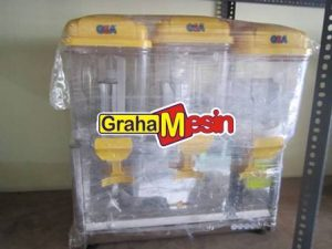 Mesin Dispenser Minuman Dingin | Alat Juice Dispenser