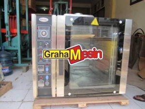 Mesin Oven Convection Roti | Oven Pemanggang Roti