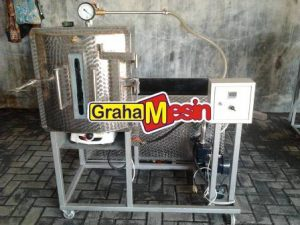 Mesin Vacuum Dryer | Mesin Pengering Tipe Vakum | Vacuum Drying