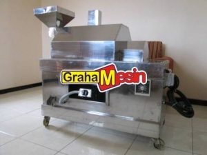 Mesin Roaster Kacang | Alat Sangrai Kopi | Roaster Kacang | Sangrai Tanpa Minyak