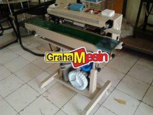 Mesin Sealer Gas Filling | Pengemas Kembung | Alat Kemasan Kembung