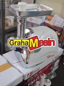 Mesin Grinder Daging | Mesin Giling Daging | Alat Penghalus Daging