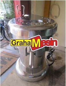 Mesin Juice Extractor | Mesin Jus Buah | Mesin Ekstrak Buah