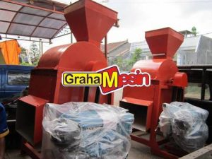 Mesin Grinder Kompos | Penghancur Kompos Organik | Mesin Grinder