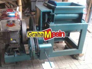 Mesin Cetak Batu Bata | Mesin Cetak Bata Merah | Alat Produksi Bata Merah