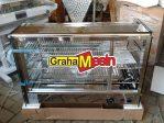 Mesin Food Warmer | Alat Penghangat Kue | Mesin Penghangat Kue