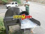 Mesin Perajang Rumput | Alat Chopper Rumput | Pencacah Rumput
