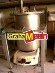 Mesin Presto Daging (Panci Pemasak Daging Presto)