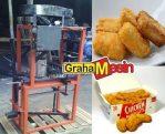 Mesin Pabrik Nugget Kapasitas Besar (Mesin Produksi Nugget)
