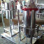 Mesin Destilasi Penyulingan Minyak Atsiri Kukus (Nilam, Cengkeh, Kayu Putih)