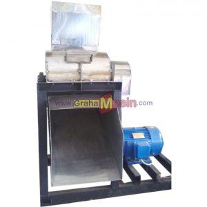 Mesin Pencacah Daun Teh kapasitas 100kg/jam