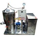 Evaporator Vakuum (Vacuum) Mesin Ekstrak Cair Menjadi Serbuk
