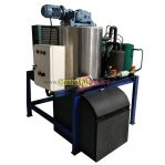 Mesin Pembuat Es Batu Bongkahan – Ice Flake Machine Maker 8 Ton