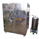 Mesin Sterilisasi Piring / Mangkok / Keramik Kapasitas Besar