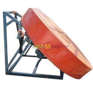 Mesin Granulator: Alat Pembuat Butiran Pupuk Granule