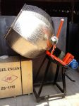 Mesin Seasoning Mixer | Pengaduk Bahan Kue.