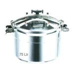 Panci Presto Serbaguna – Commercial Pressure Cooker GETRA C-50