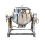 Alat Perebus Makanan – Gas Tilting Kettle RC-05E Getra