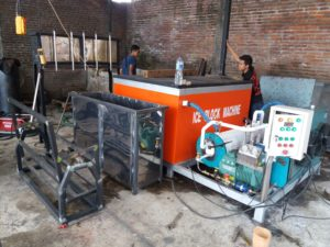 Mesin Es Balok Produksi Nelayan