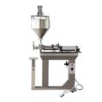 Detail Produk Mesin Pengisi Produk yang Kental dan Padat – Paste Filler GCG-MIX Getra