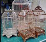 Mesin Pembuat Jeruji Sangkar Burung lokal