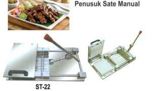 Alat Penusuk Sate Manual – Satay Meat Skewers ST-22 Getra